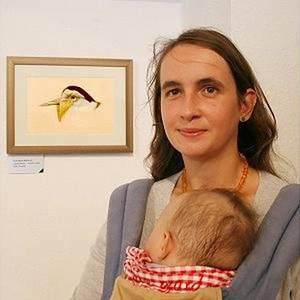 Preisträgerin 2009 Francesca Mailand - Foto: Dr. Regina Eidner